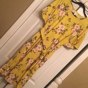 Marly pocket LulaRoe dress